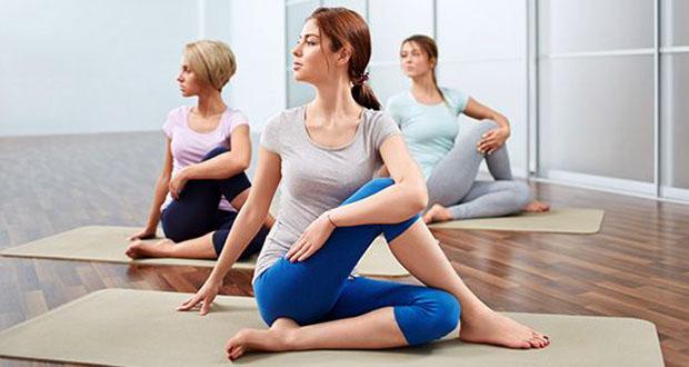 Ardha Matsyendrasana yoga dureri spate sciatica