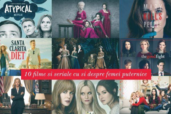 filme seriale femei puternice eroina